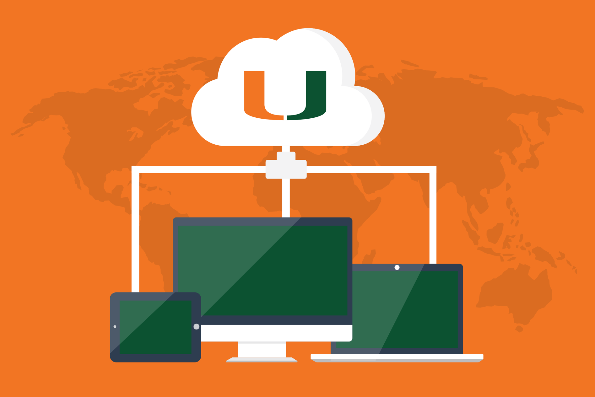 Access UM's Network via UMIT's Approved Remote Access Tools